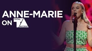 ANNE-MARIE ON TOTAL ACCESS // FULL INTERVIEW