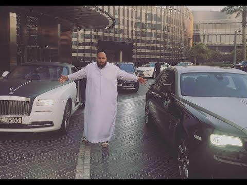 THE REAL DUBAI BILLIONAIRE LIFESTYLE