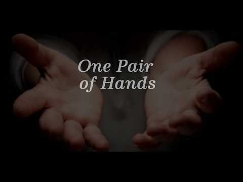 One Pair of Hands -with lyrics sung by Carroll Roberson