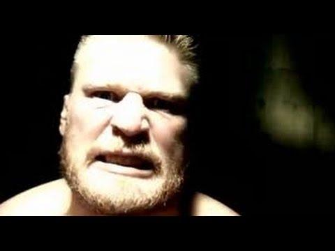 Brock Lesnar- WAR MACHINE