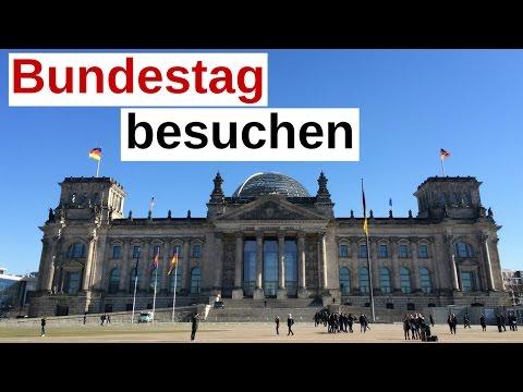 Bundestag besuchen - Wie geht das? #FragDenHitschler