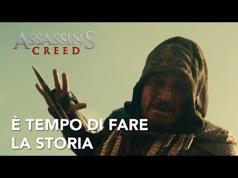 E' tempo di fare la storia   Assassin's Creed   20th Century Fox [HD]