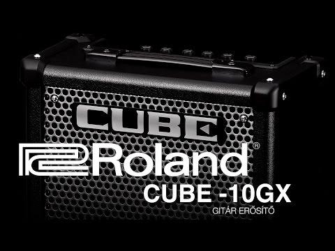 Roland CUBE-10GX gitárerősítő