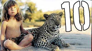 10 dzieci wychowanych przez zwierzęta [+ KONKURS]