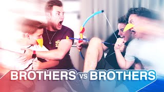 BROTHERS VS BROTHERS