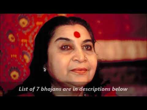7 Sahajayoga Guru Puja Bhajans