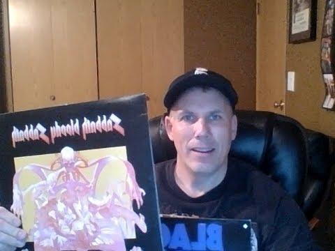 Black Sabbath vinyl flashback with RockAndMetalNewz