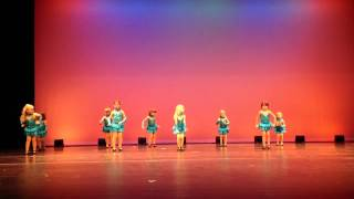 Jovie AMD dance recital 6/2/13