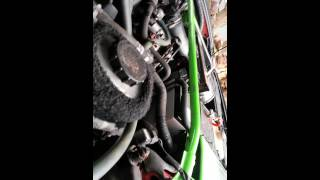 Mazda RX8 engine knock rattle noise ssv bearing ?