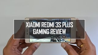 Xiaomi Redmi 3S Plus (3S+) Gaming Review (with Heating Test)