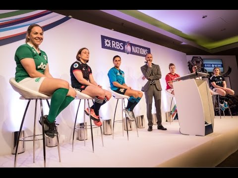 2017 Women's Six Nations Press Conference | Women's Six Nations