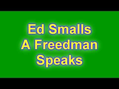 Ed Smalls Talks