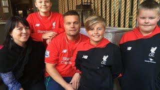 Juniortur med supporterklubben
