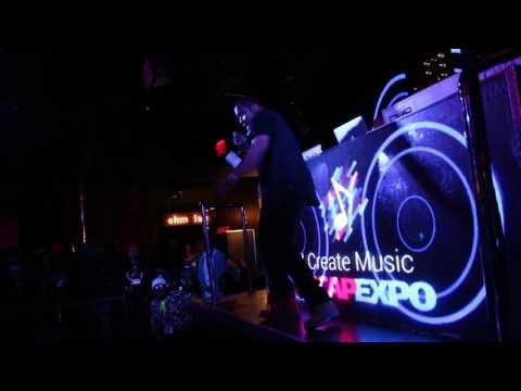 """Nuk Beatz """"Da Prime Example"""" ASCAP Expo iStandard Showcase Hollywood 2016"""