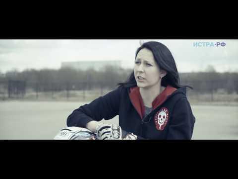 Ольга Гасич — девушка-мотоциклистка!