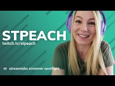 Who is STPeach? - Interview with Twitch Streamer STPeach