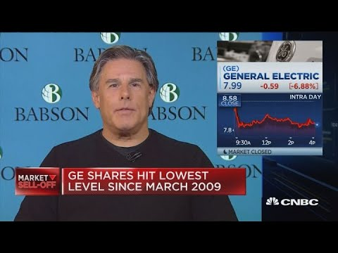 Buying GE stock like buying a lottery ticket, shareholder says