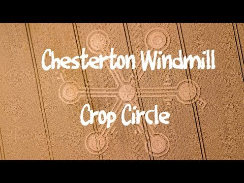 nouvel ordre mondial | Crop Circle Chesterton Windmill 26th July 2018