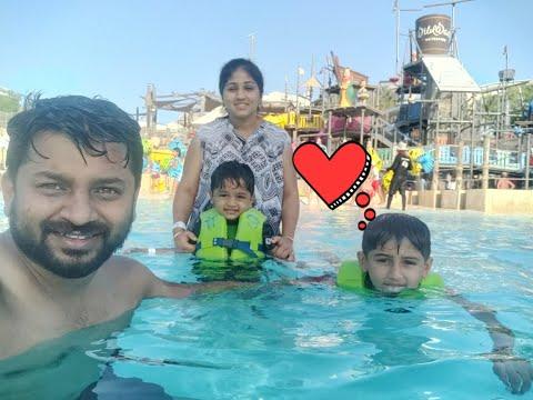 Navneeth Uthkarsh enjoying at Wild Wadi Waterpark – Dubai