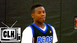 Aquille Carr's Cousin is NICE - 5'3 Darnell Rogers is too fast - Class of 2016 Basketball thumbnail