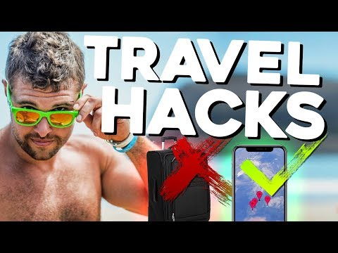 Travel Tips & Hacks we use on EVERY trip!