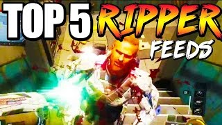 Black Ops 3 - Top 5 RIPPER FEEDS - BO3 Community Top Five #10