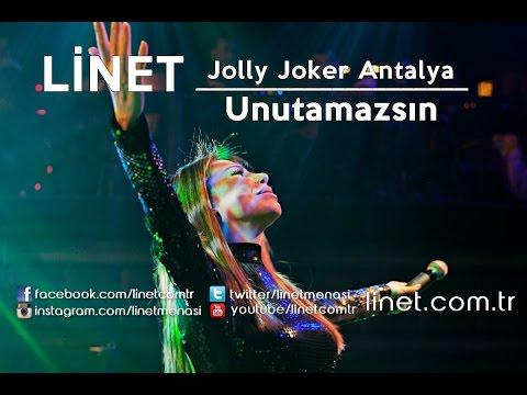 Linet - Unutamazsın - JollyJoker Antalya (Canlı Performans)