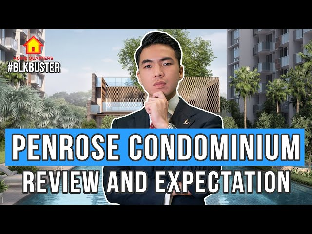 Penrose Condominium! [5 mins to Aljunied Mrt] | BlkBuster Ep 4