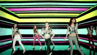 SNSD 少女時代 GALAXY SUPERNOVA Music Video Dance ver