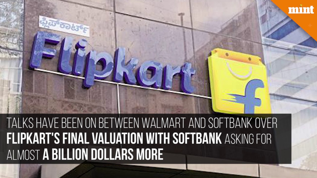 Walmart Is Close to $12 Billion-Plus Deal for Flipkart
