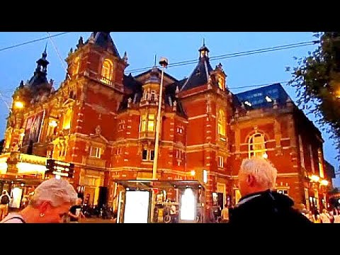 Nightlife Of Amsterdam HOLLAND