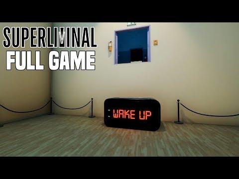 Superliminal Full Gameplay Walkthrough (No Commentary)