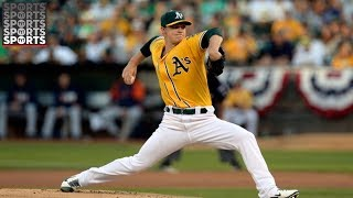 Sonny Gray Traded to the Yankees