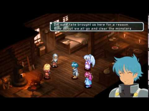 Star Ocean First Departure part 16: Clearing the Forest