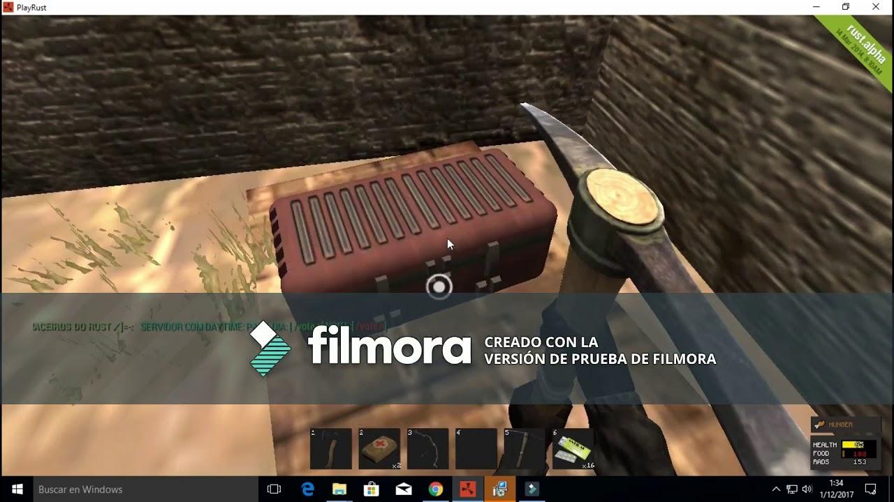 server rust alpha 14.03