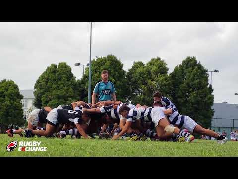 Rugby Exchange NZ - Junior and Senior Match