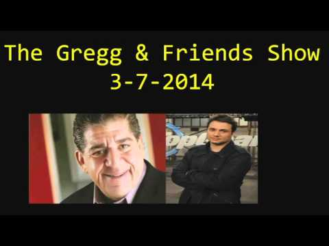 The Gregg & Friends Show 3-7-2014