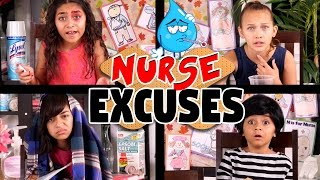 school nurse excuses ft halia beamer gem sisters