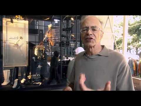 Peter Singer - The pond paradox