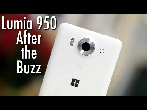 Microsoft Lumia 950 After the Buzz: Finally ready for prime time?