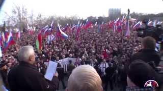 Начало Крымской Весны, восстание Крыма и Севастополя
