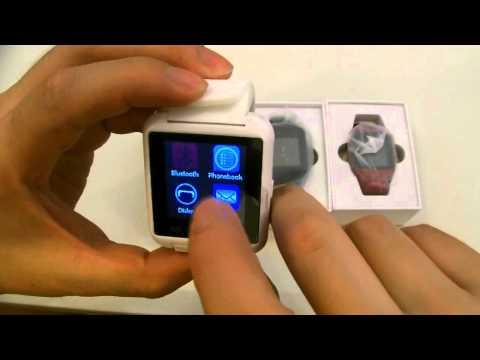 Product Review: U8 Bluetooth Smart Watch