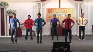 "Marathi Mandal Bloomington ""Sankrant 2013 "" Chitrhar part 3"