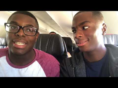 Vlog #1: We Head Off To Yale