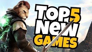TOP 5 NEW Games in June 2018!
