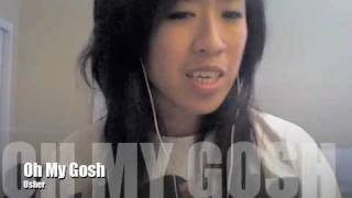 """Oh My Gosh"" By Usher (COVER) + FREE mp3 DOWNLOAD"