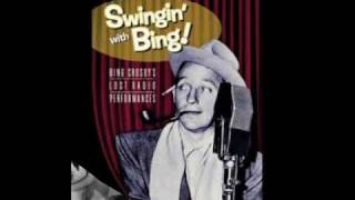 Bing Crosby - Someday Sweetheart.wmv