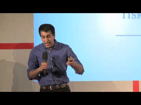 Embrace the now. Empower the self: Tanvir Deol at TEDxLSE 2014