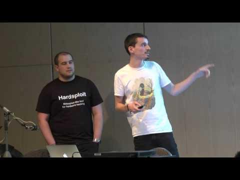 Hardsploit: A Metasploit-like tool for hardware hacking