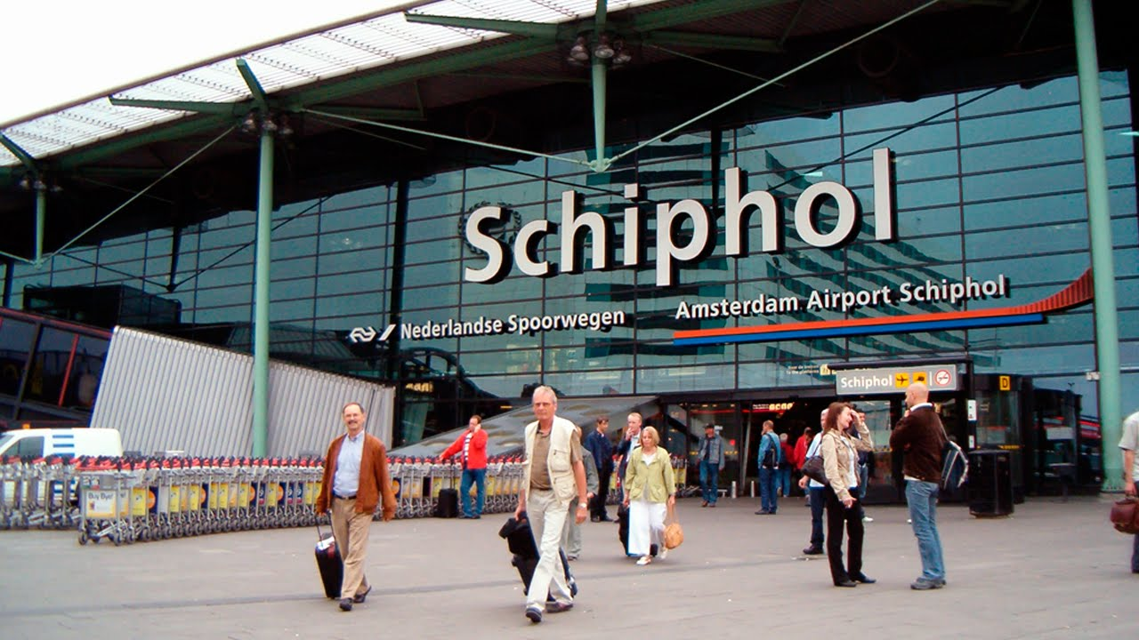 Image result for schiphol airport